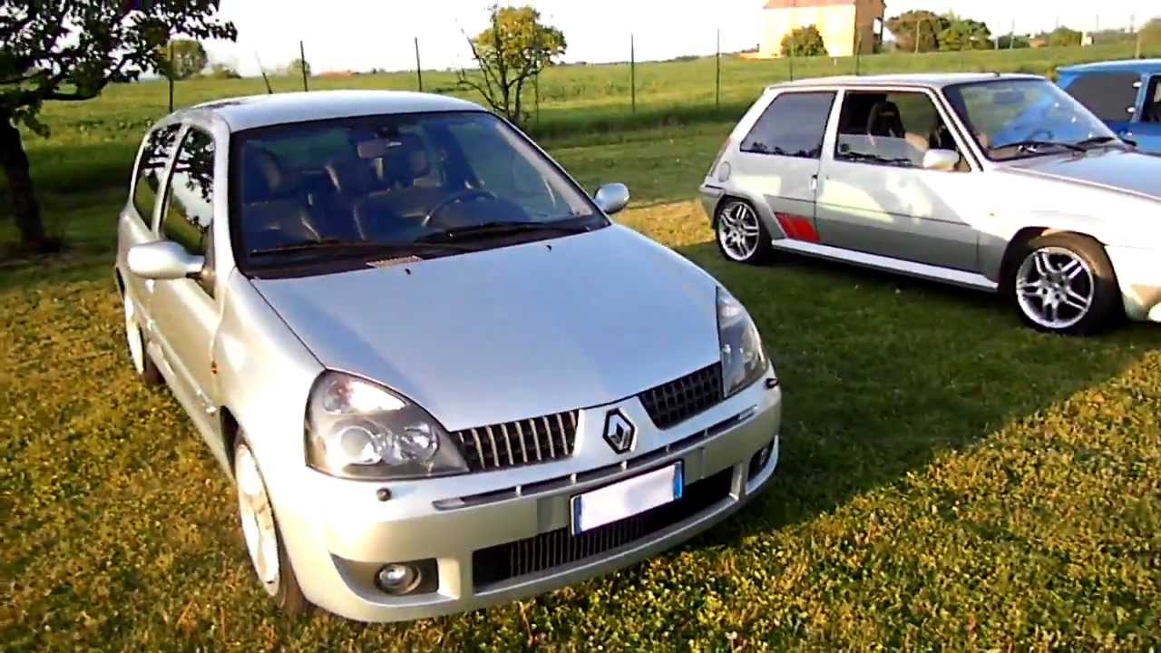 sam 0614 renault clio rs 2 0 16v sport 2001 mp4 youtube. Black Bedroom Furniture Sets. Home Design Ideas