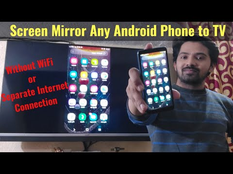 How To Mirror Phone Tv Without Wifi, Is There A Way To Mirror Iphone Tv Without Wifi