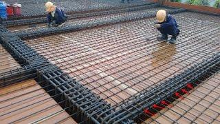 Nghiệm Thu Xây Dựng - Hướng dẫn Thép sàn construction site construction guide building concrete