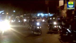Pawai PERSIB JUARA 1 PRESIDEN 18 Oktober 2015 Di Jln. Siliwangi Kota Tasikmalaya Jabar VHD 1080p
