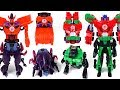 Transformers RID Combiner Force Crash combiner Primelock and Saberclaw appeared!! - DuDuPopTOY
