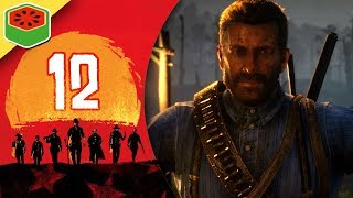 PART 12 - SWAMP SHOWDOWN | Red Dead Redemption 2 Let