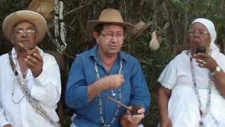 Casa de Jurema Mestre Carlos   Comum Distrito de Extremoz RN Dedo de Prosa V