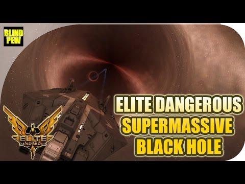 Elite Dangerous - Supermassive Black Hole Sagittarius A *