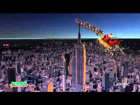 NORAD Tracks Santa (2011) - New York City, New York, United States