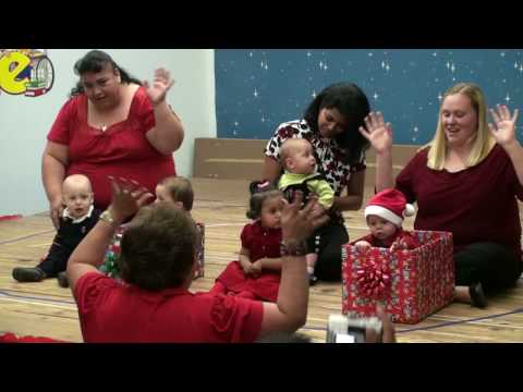 Delor Montessori Infant Christmas Show
