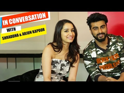 Arjun Kapoor and Shraddha Kapoor get candid about Half Girlfriend | Bollywood Interview | Pinkvilla
