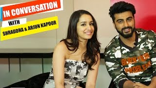 Arjun Kapoor and Shraddha Kapoor get candid about Half Girlfriend   Bollywood Interview   Pinkvilla
