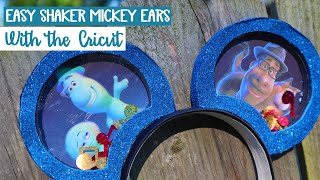 How to make Mickey Mouse Shaker Ears without Resin or a 3D printer - Foam Ears