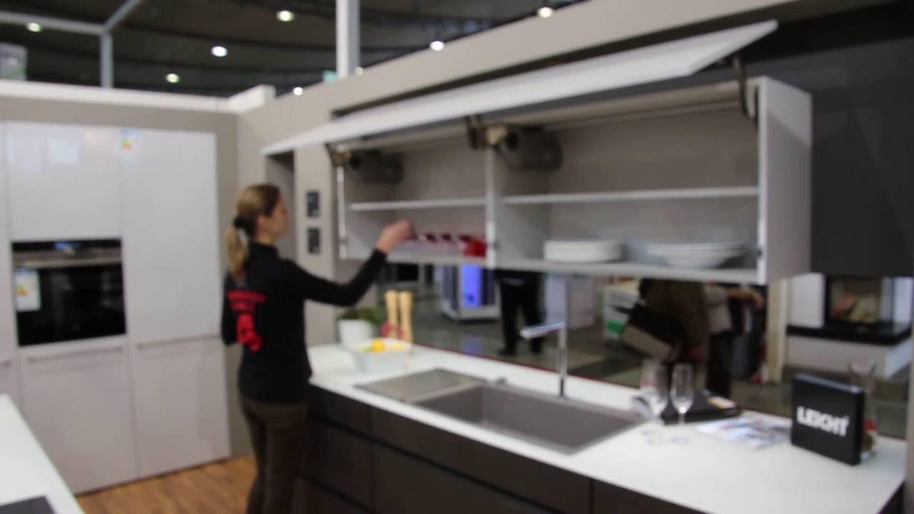 13. Internationale Küchenmesse in Stuttgart - Hängeschrank mit ...