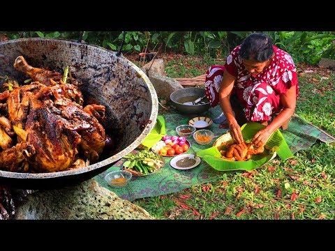 Village Food ❤ Full Chicken Prepared by my Mom | Village food
