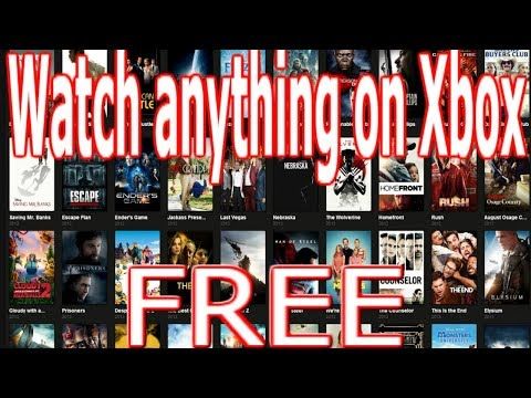 Watch anything on xbox FREE! Exodus on xbox Kodi V18