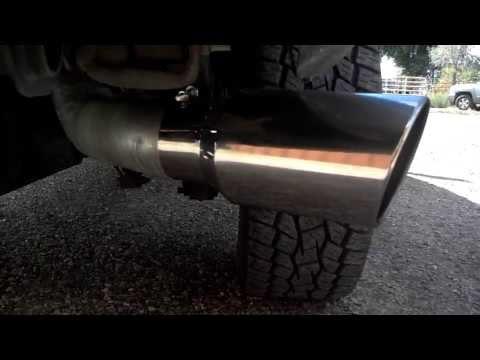 cool exhaust tips