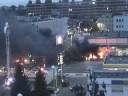 Part 1 - Lukoil Pump Fire (Holland Tunnel) - Jersey City, NJ