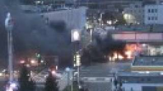 Part 1 - Lukoil Pump Fire (Holland Tunnel) - Jersey City, NJ