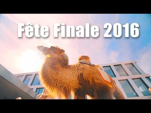 Fête Finale 2016 - Arabian Nights | École hôtelière de Lausanne