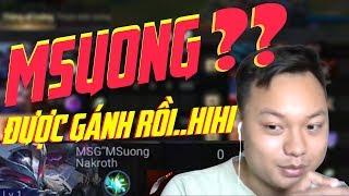 Vô tình gặp chủ tịch Msuong trên rank và cái kết đắng cho team bạn