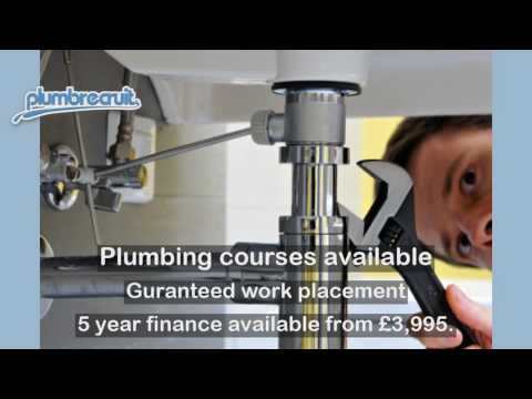 Plumbing courses Leicester