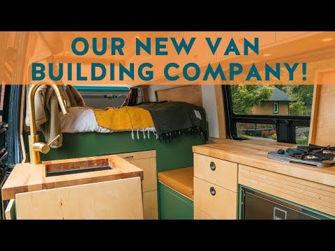 WE ARE STARTING A NEW VAN BUILDING COMPANY: HEARTWOOD VANS