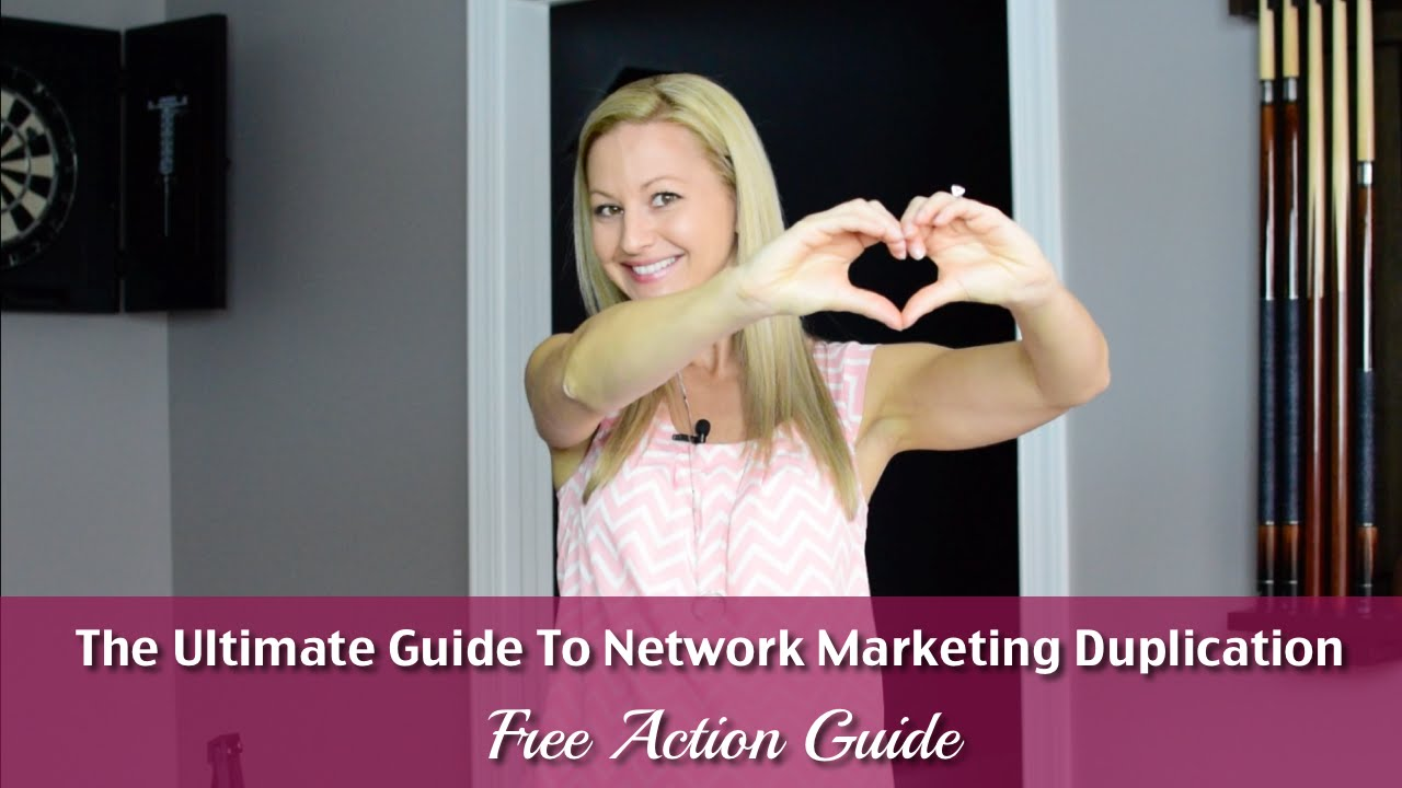Network Marketing Duplication [Free Action Guide]