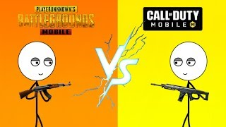 PUBG Gamer Vs Call Of Duty Gamer