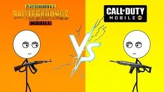PUBG Gamer Vs Call Of Duty Gamer