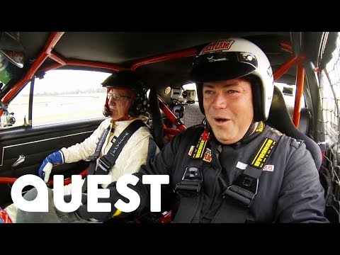 Wheeler Dealers Trading Up | Mike Trades MUSCLE CARS in Sydney