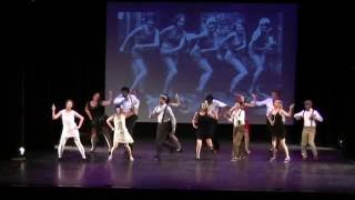 "Lindy Hop 2.0: ""South!"" 