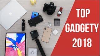 TOP GADGETY ROKU 2018 [4K]