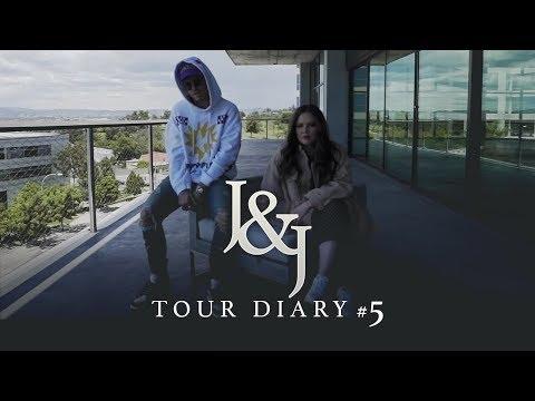 #JesseyJoy #Diario - Tour #5