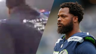Watch: New Video Evidence May PROVE Michael Bennett Did NOT Injure Paraplegic Security Guard