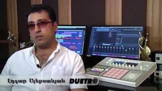 "Ore Cerekov - Edgar Aleksanyan "" DUETRO "" Studio"