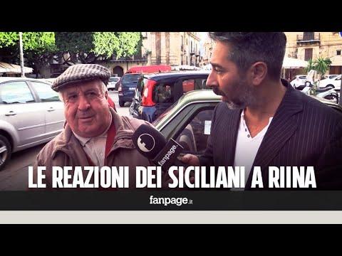 """""""Era meglio quando c'era Riina"""" - le reazioni dei Siciliani alla provocazione"""