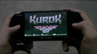 PSP Homebrew - Kurok Review