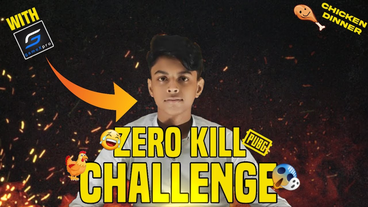No kills Challenge with GameXpro and his small Brother   OP Mrimay