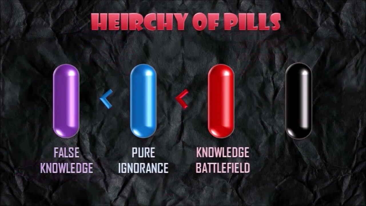 Red Pill Black Pill Mgtow