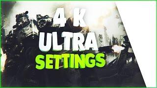 FALLOUT 4 PC 4K ULTRA GRAPHICS Titan X Max Settings Gameplay