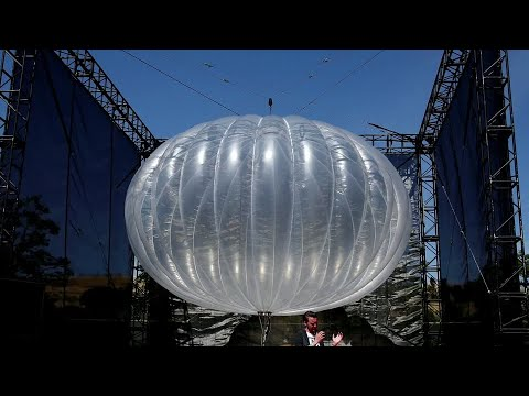Alphabet shutting Loon, which used balloon alternative to cell towers