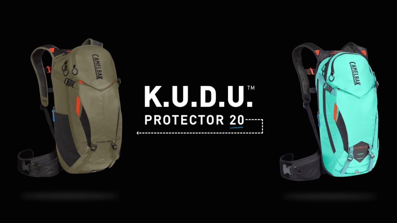 b6a41446ea CamelBak KUDU Impact Protection Packs - YouTube