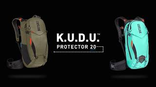 CamelBak KUDU Impact Protection Packs