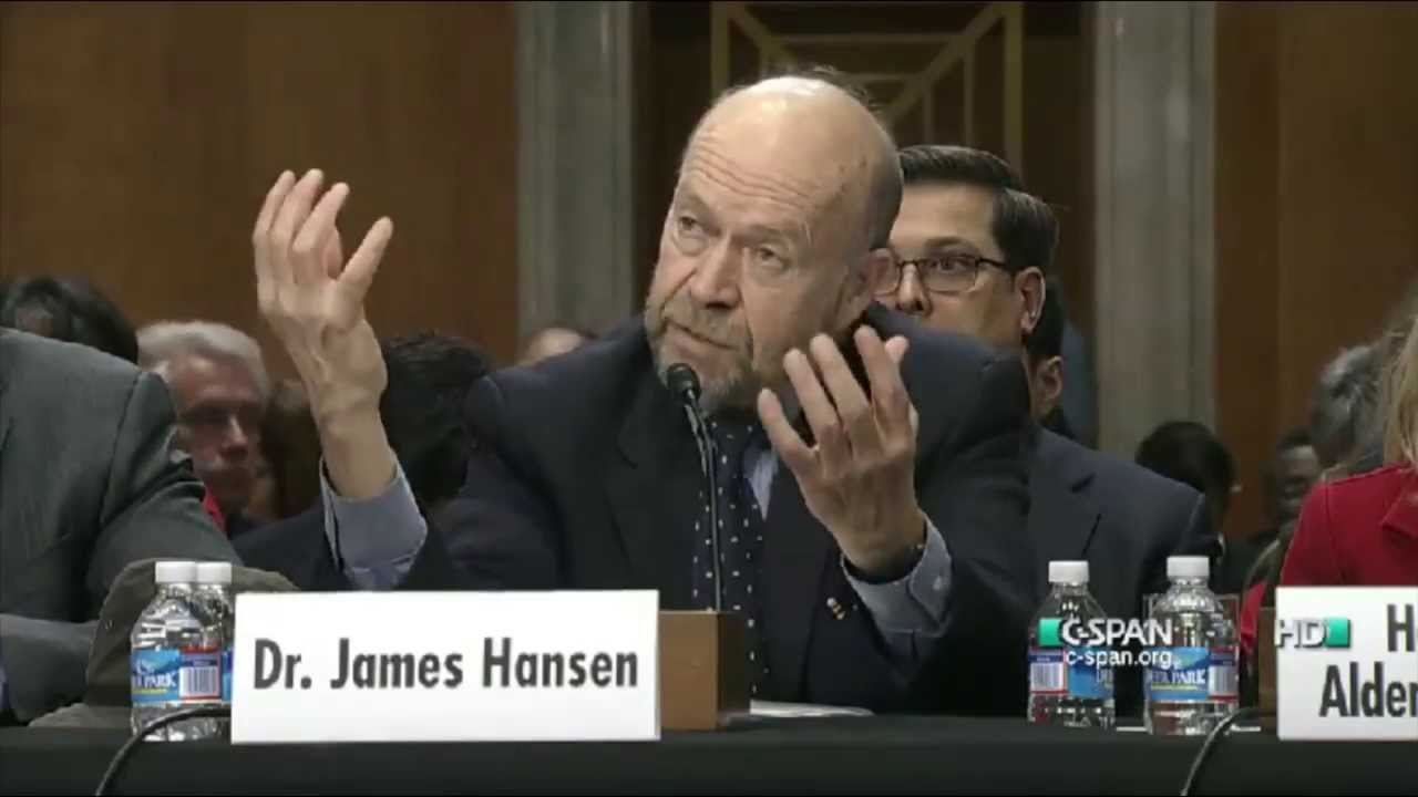 Image result for James Hansen senate