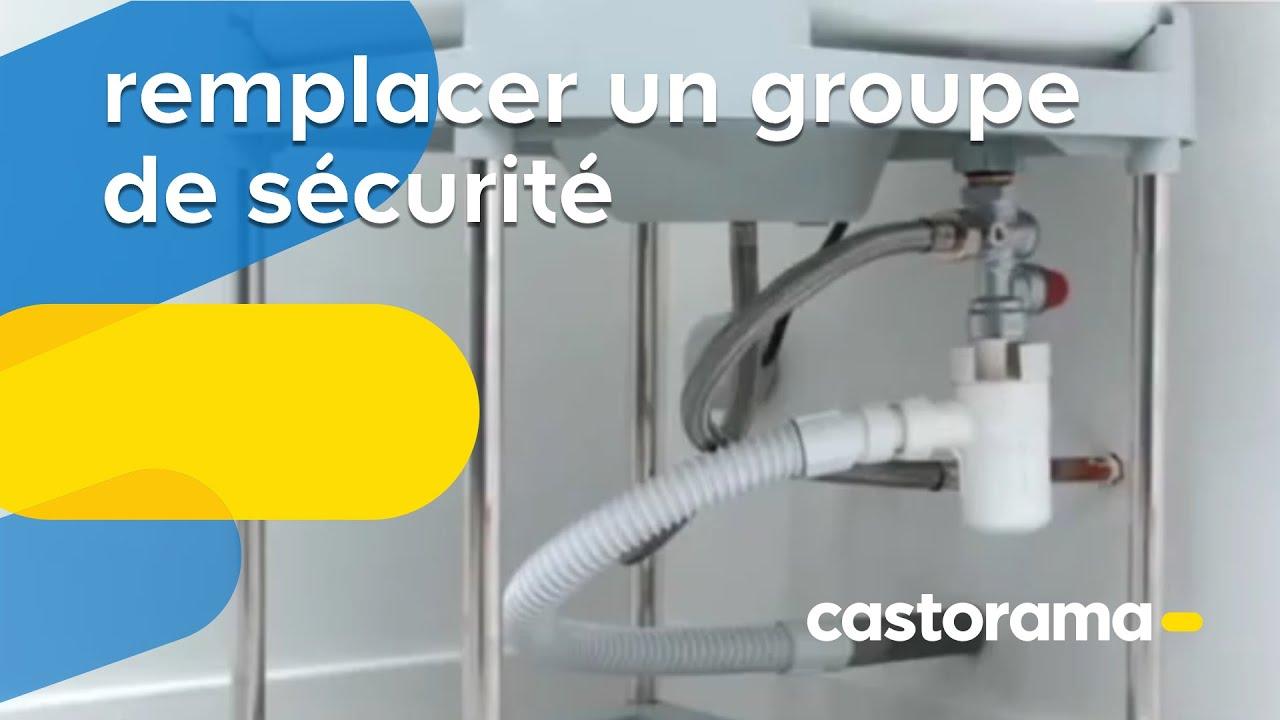 Remplacer Un Groupe De Securite Castorama Youtube