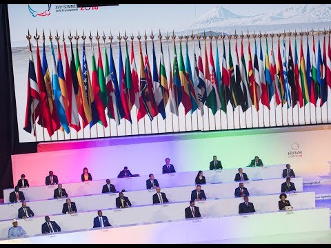 President Kagame attends 17th Francophonie Summit