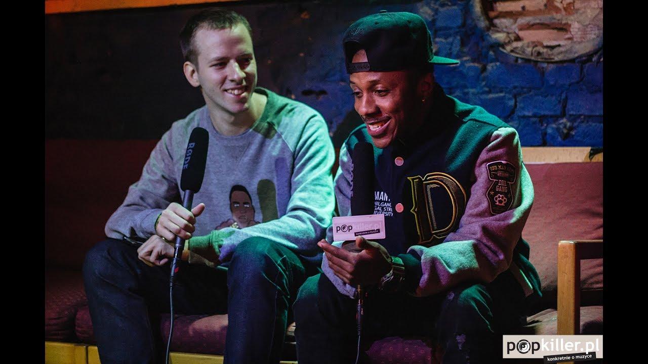 Dillon Cooper – interview – on Denzel Curry, favorite hip-hop spots in NYC, Big L (Popkiller.pl)