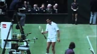Tennis great Ilie Nastase's sensational quote