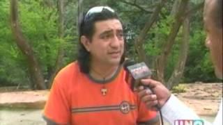Noticiero UNO Byron Moreno