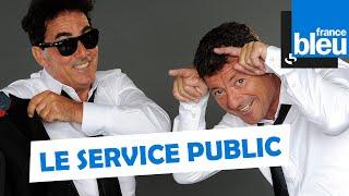 N°2 Le service public - Au bistrot