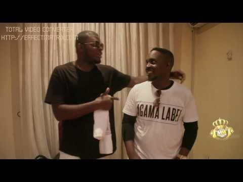 History Made (@KellyHansome & @MI_Abaga squash beef, perform together on stage as fans go gaga.)