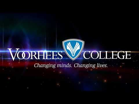 Welcome to Voorhees College, 2017-2018