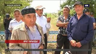 Ақмола облысында жайылымды жеке компаниялар иеленіп алған